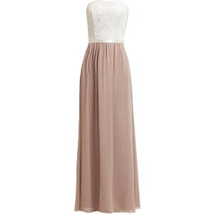Laona Ballkleid light beige/cream