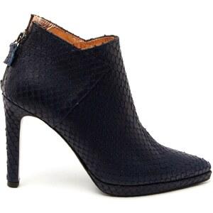 Ann Tuil Astor - Boots - bleu