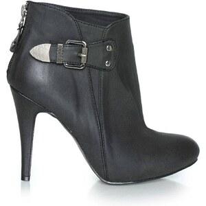 Kaporal Shoes Boots - noir