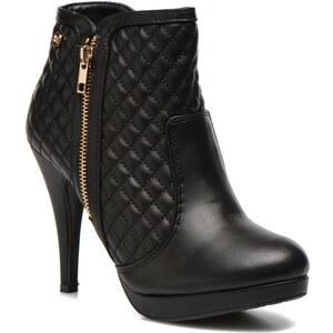 SALE - 10% - Xti - Kapitone - Stiefeletten & Boots für Damen / schwarz