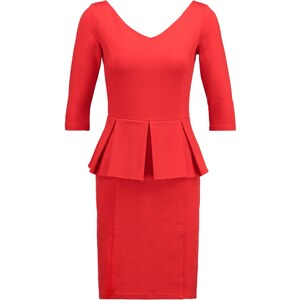 mint&berry Jerseykleid fiery red