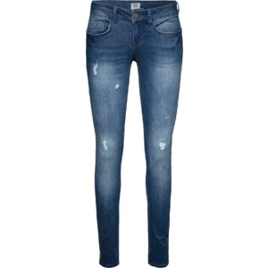 VERO MODA Jeans mit Zipperpockets