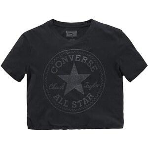 CONVERSE GLITTER CHUCK CROP TEE T Shirt