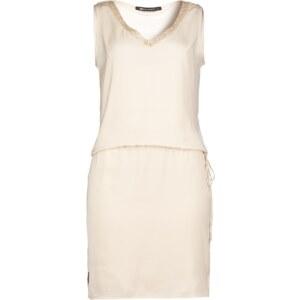 Expresso Materialmix Dress mit Schmuckbesatz Efrem