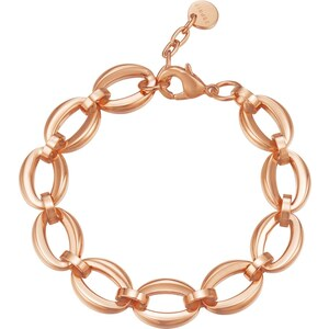 ESPRIT Armband Es pure Links Rose Esbr11869c180