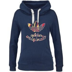 ADIDAS ORIGINALS SLIM HOODY Kapuzensweatshirt