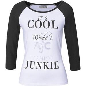 AJC Langarmshirt Satement Shirt