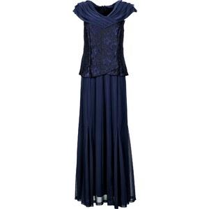 Sheego Style Langes Kleid mit Spitze