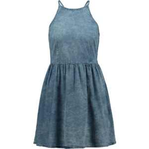 NEW LOOK Acid Washed Denim Dress