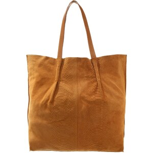 Topshop Shopping Bag tan
