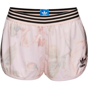 ADIDAS ORIGINALS Kurze Sportshorts PASTEL ROSE RUNNING SHORTS