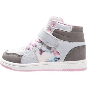 STUPS Sneaker high grey/pink