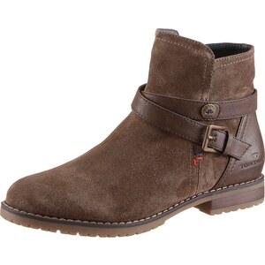 TOM TAILOR Boots Mit Zierbändern