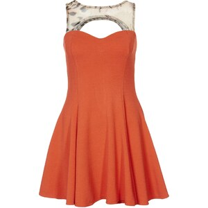 Paint it Red CARLESS Jerseykleid coral
