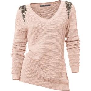 ASHLEY BROOKE V Pullover