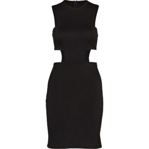 Twin Sister Bodycon Dress mit Cut Outs