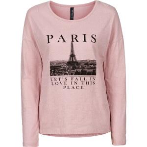RAINBOW Shirt, bedruckt in rosa für Damen von bonprix