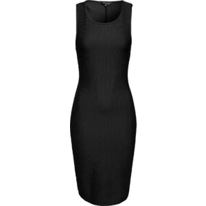 NEW LOOK Jerseykleid mit Rippstruktur