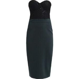 Rare London Cocktailkleid / festliches Kleid black/green