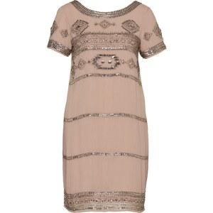 VILA Kleid mit Pailletten Vidame