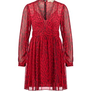MICHAEL Michael Kors HIGH WOOD Cocktailkleid / festliches Kleid red blaze