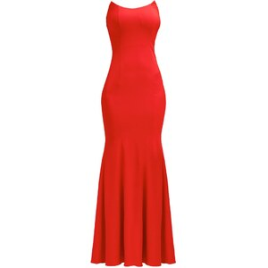 Jarlo REN Ballkleid red