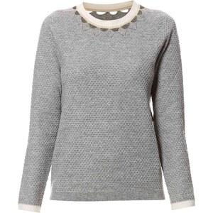Kookai Pull - gris clair