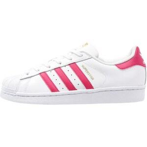 adidas Originals SUPERSTAR FOUNDATION Sneaker low white/bold pink