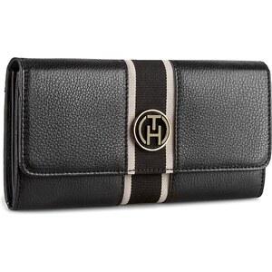 Große Damen Geldbörse TOMMY HILFIGER - Claire Large Ew Wallet BW56927332 Black 990
