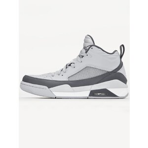 Jordan Flight 9.5 Wolf Grey White Dark Grey