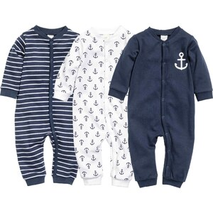 H&M Lot de 3 pyjamas