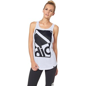 adidas Performance FRAMED LOGO Tanktop