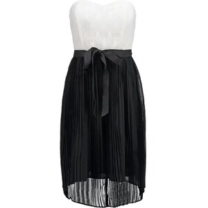 Morgan SARA Cocktailkleid / festliches Kleid noir/ecru