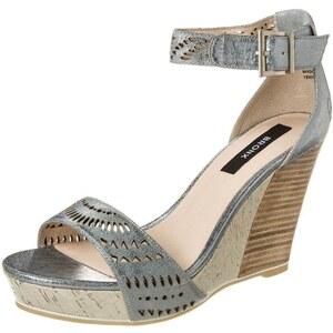 Bronx High Heel Sandalette pewter
