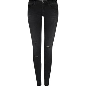 Tally Weijl Schwarze Skinny-Jeans