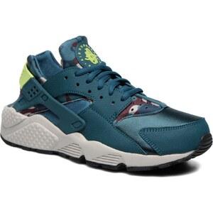 Nike - Wmns Air Huarache Run Print - Sneaker für Damen / blau