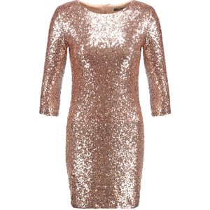 TFNC PARIS SQUARE Cocktailkleid / festliches Kleid rose gold