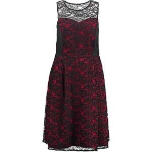 Dorothy Perkins Curve Cocktailkleid / festliches Kleid dark red
