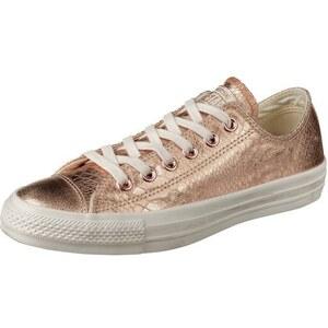 Converse All Star Snake Ox Sneaker bronzefarben 36,37,38,39,40,41,42