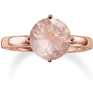 Thomas Sabo Ring pink TR2039-536-9-58