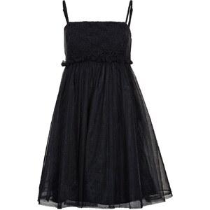 NAF NAF Cocktailkleid / festliches Kleid schwarz