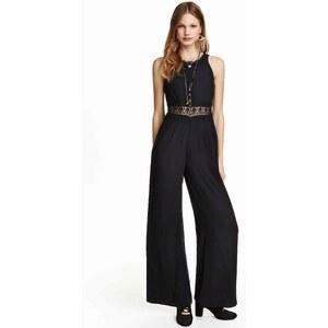 H&M Combi-pantalon avec dentelle