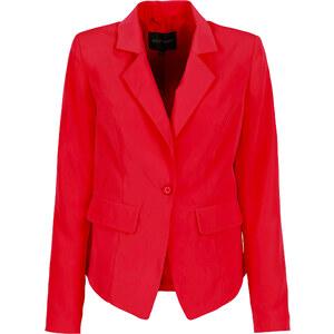 BODYFLIRT Blazer rouge manches longues femme - bonprix