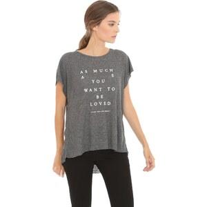Pimkie T-shirt côtelé fantaisie