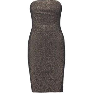 Wallis Petite Cocktailkleid / festliches Kleid gold