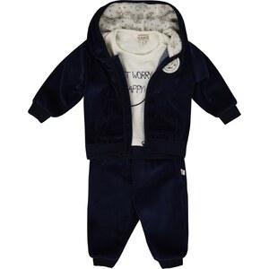 KANZ Sweatjacke Langärmlig Mit Kapuze T shirt Langärmlig Jogginghose Jungen Mädchen Baby