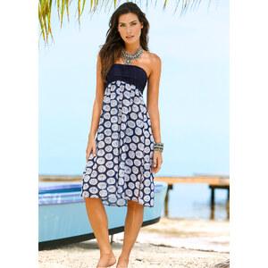 bpc selection Robe de plage 5en1 bleu femme - bonprix