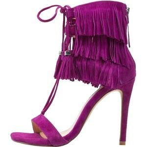 Steve Madden SHAY High Heel Sandaletten purple