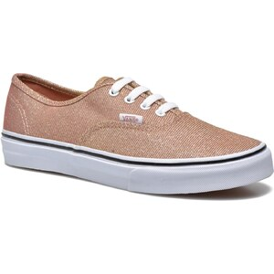 Vans - Authentic w - Sneaker für Damen / gold/bronze