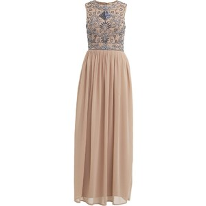 Lace & Beads PAULA Ballkleid taupe